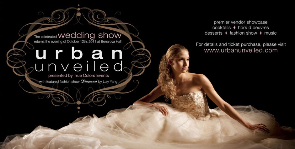 Urban Unveiled 2011, Seattle Wedding Invitations