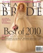 Seattle Bride Magazine Best of 2010 Award Winner